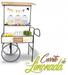 Carrito-limonada-bodas